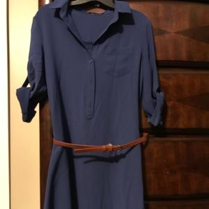 The Limited Shirt Dress Size M